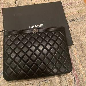 Chanel IPad/beauty case